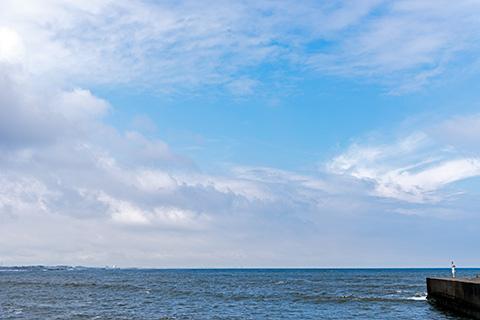 太東海岸防波堤20