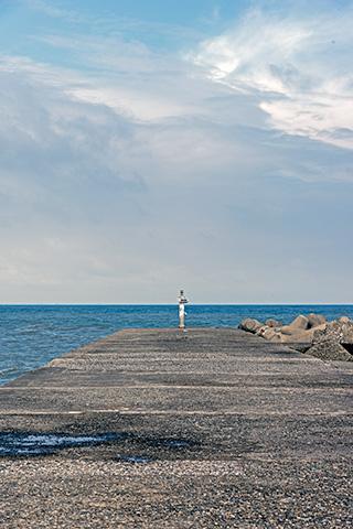 太東海岸防波堤22