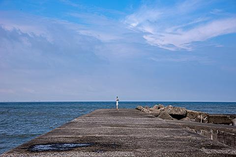 太東海岸防波堤23