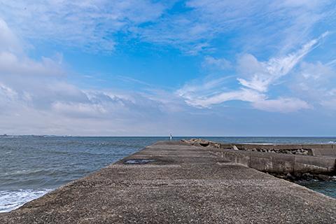太東海岸防波堤24