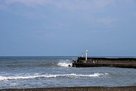 太東海岸防波堤28