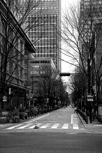 東京駅付近10