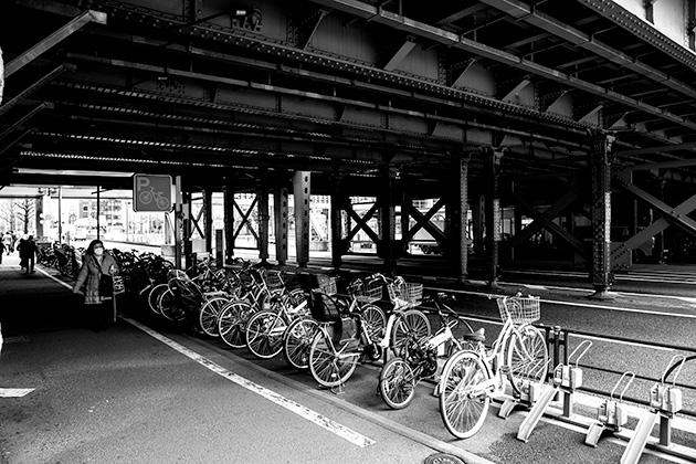 東京駅〜銀座01
