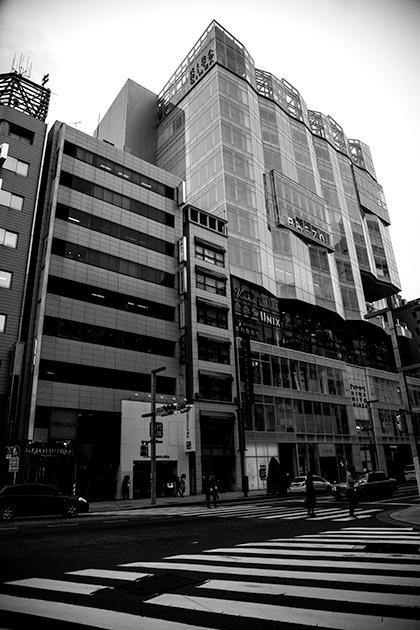 東京駅〜銀座09