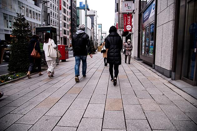 東京駅〜銀座11