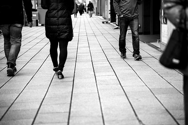 東京駅〜銀座12