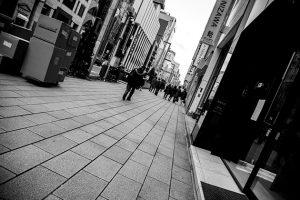 東京駅〜銀座14