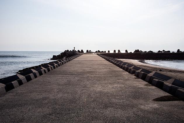 一宮海岸朝日13