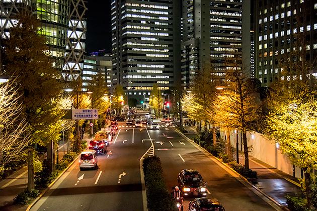 夜の新宿散歩10