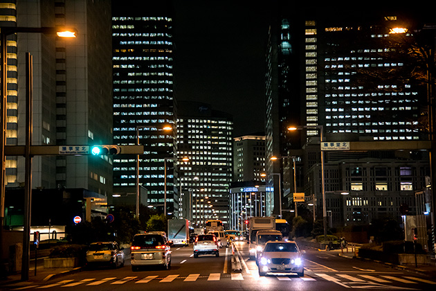 夜の新宿散歩14