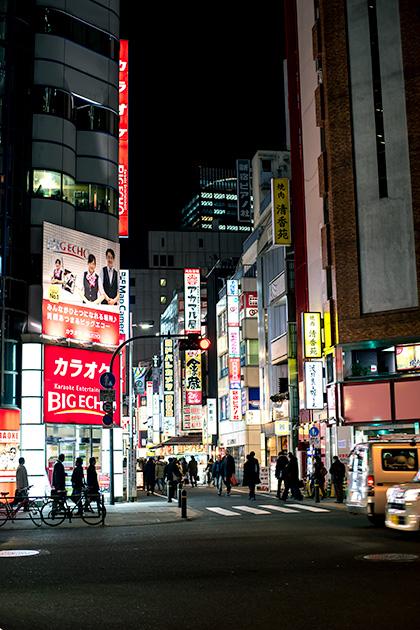 夜の新宿散歩29