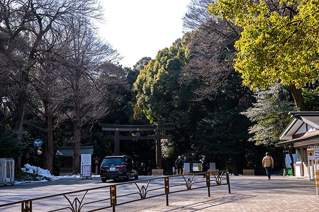 新宿〜代々木〜明治神宮17