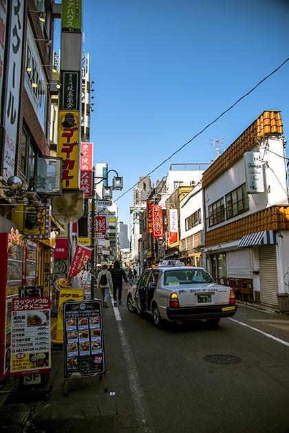原宿〜新宿05