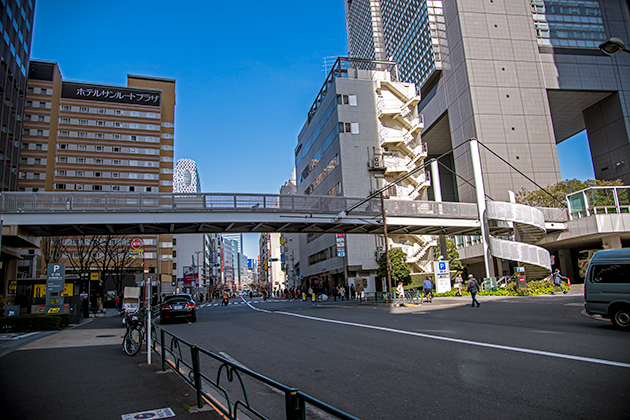 原宿〜新宿10