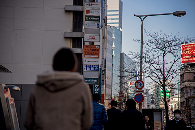 原宿〜新宿12