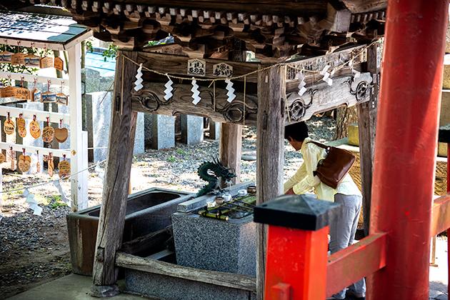 玉前神社10
