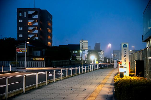 日立駅12
