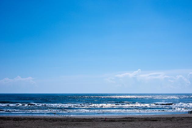 日川浜海岸10