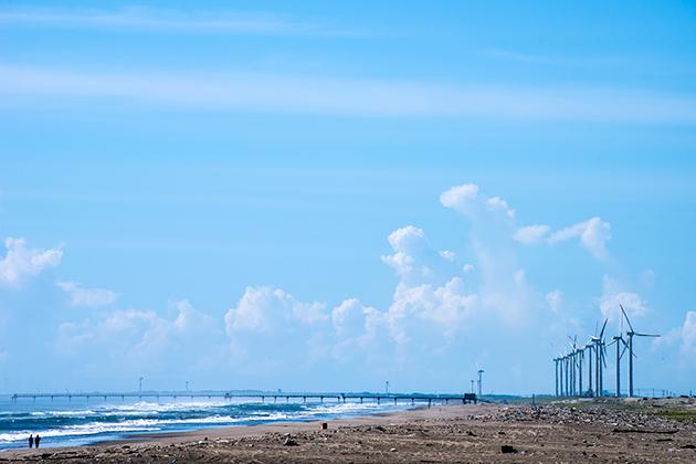 日川浜海岸12
