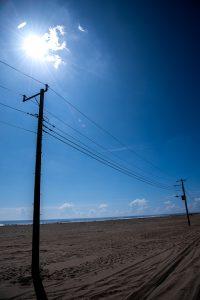 日川浜海岸23