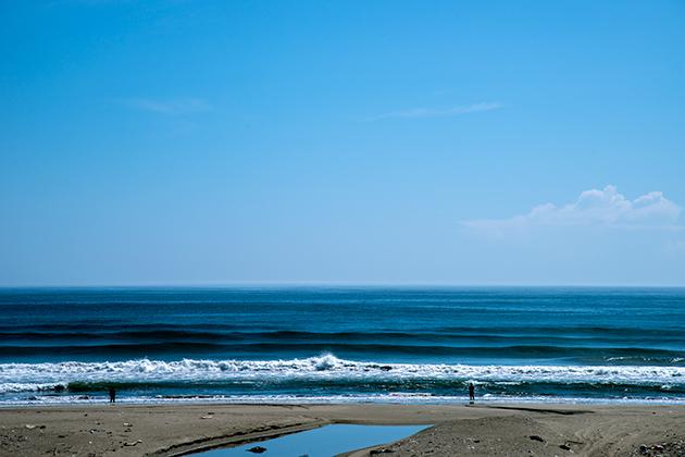 日川浜海岸31