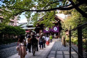 飯田橋〜東京大神宮08
