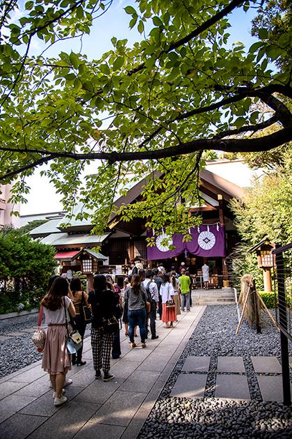 飯田橋〜東京大神宮09