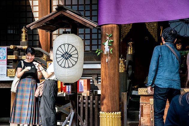飯田橋〜東京大神宮11