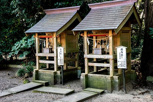 息栖神社10