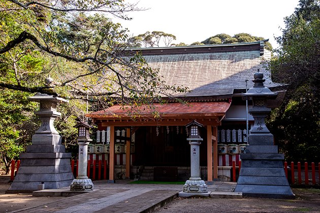 息栖神社11
