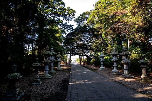 息栖神社12