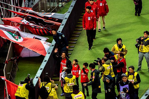 FC東京戦100