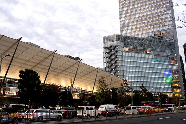 東京駅〜秋葉原駅01