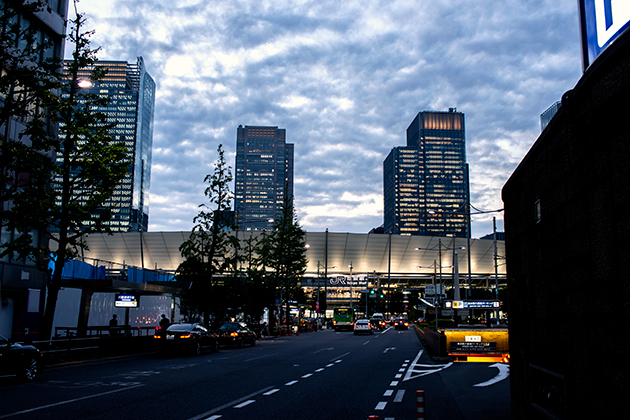 東京駅〜秋葉原駅03