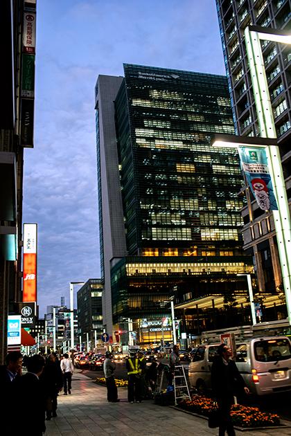 東京駅〜秋葉原駅07