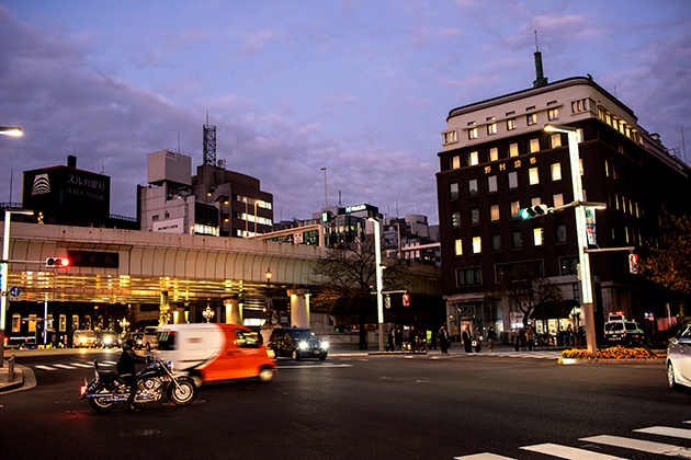 東京駅〜秋葉原駅13