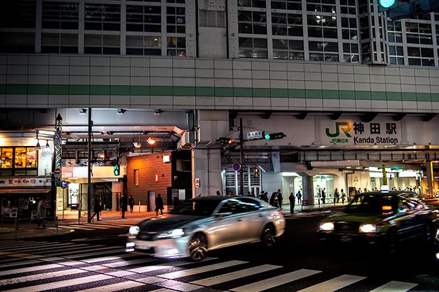 東京駅〜秋葉原駅40