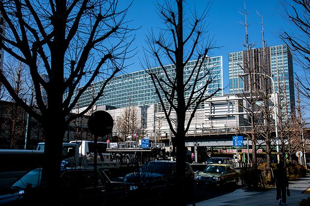 東京駅〜浜松町駅02