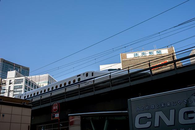 東京駅〜浜松町駅06