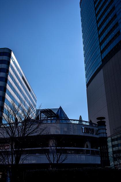 東京駅〜浜松町駅08
