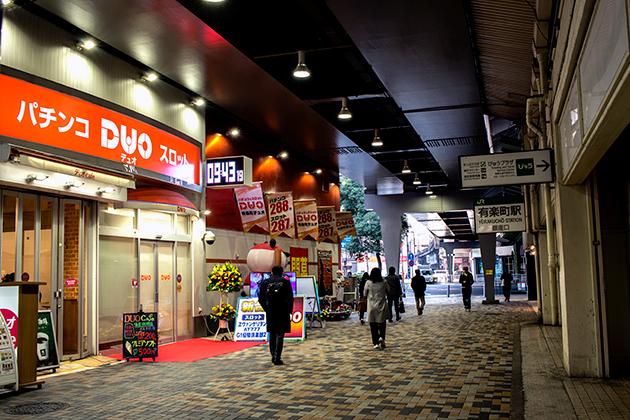 東京駅〜浜松町駅09