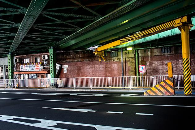 東京駅〜浜松町駅10