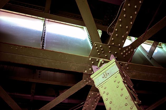 東京駅〜浜松町駅11