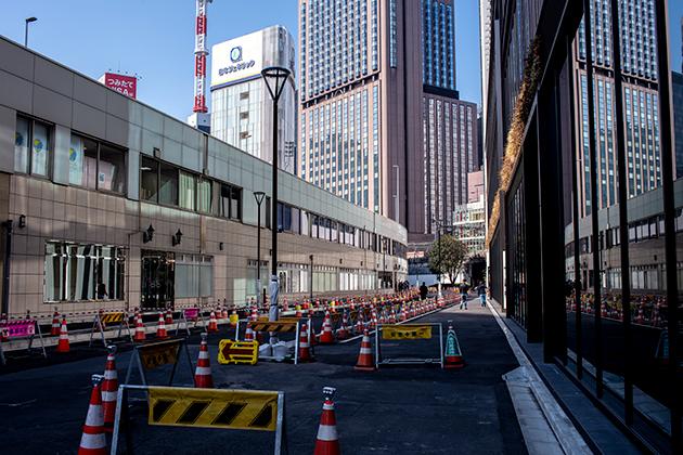 東京駅〜浜松町駅14