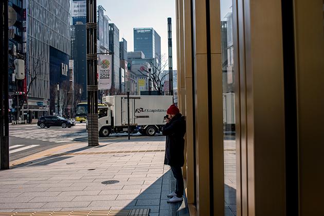 東京駅〜浜松町駅17