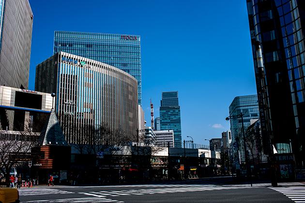 東京駅〜浜松町駅23