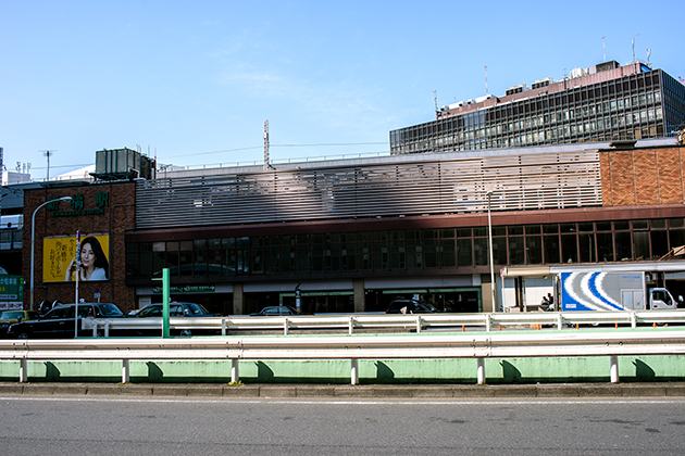 東京駅〜浜松町駅47