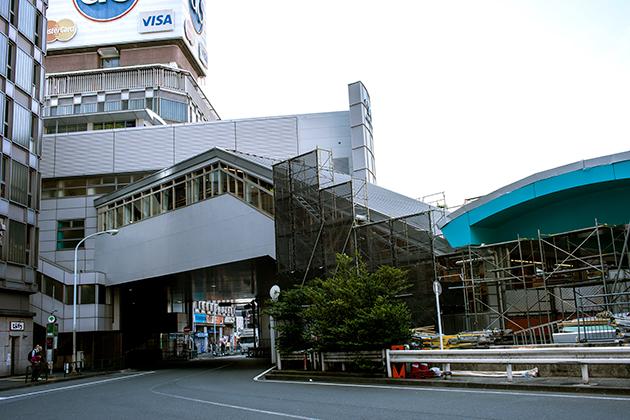 東京駅〜浜松町駅48