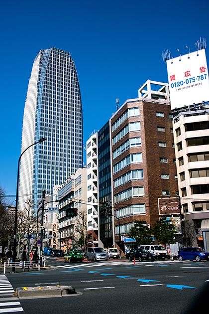 東京駅〜浜松町駅62