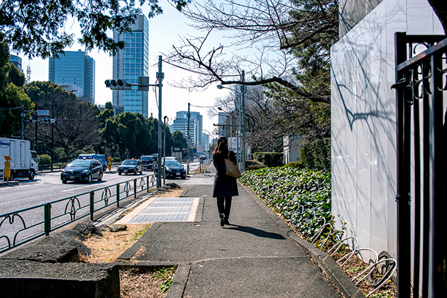 東京駅〜浜松町駅63